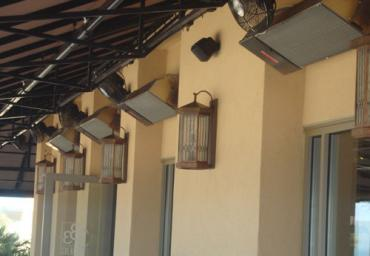 restaurant-patio-heaters-sidewall-mounted-above-windows