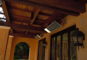 infrared-patio-heaters-side-wall-mounted-below-wood-deck